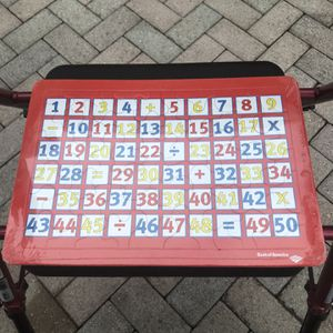 LEARNING PUZZLE. SCHOOL. MATH. NEW. for Sale in Miami, FL