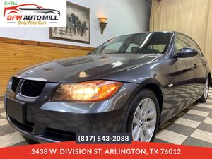 2007 BMW 3 Series for Sale in Arlington, TX