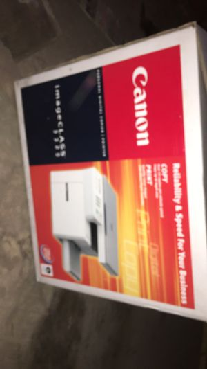Brand new canon image class D320 for Sale in North Las Vegas, NV