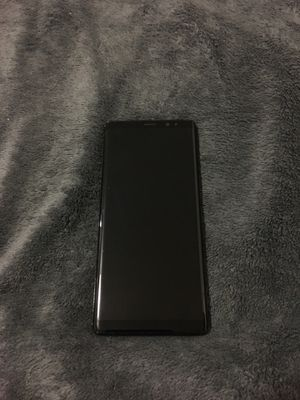 Galaxy 8 note 64 GB unlock to any carrier for Sale in Hesperia, CA