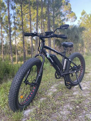 Like new electric bike 25+ MPH for Sale in Brandon, FL