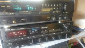 Marantz, Denon, Bose. for Sale in Austin, TX