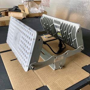 COMMERCIAL/RESIDENTIAL/PARKING LOT 18,000 LUMENS EACH/LED Flood Lights (1 SET) - 100$ for Sale in Miami, FL