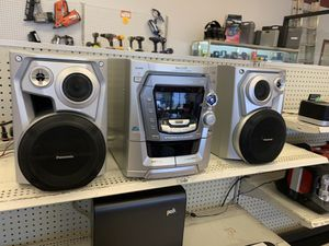 Panasonic Stereo System for Sale in Pflugerville, TX
