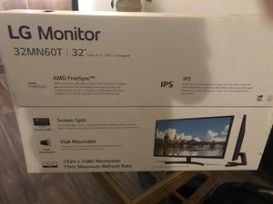 LG monitor 32mn60T for Sale in Mesa, AZ