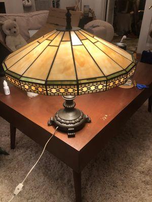 Lamp Art Deco Vintage Antique for Sale in Tampa, FL