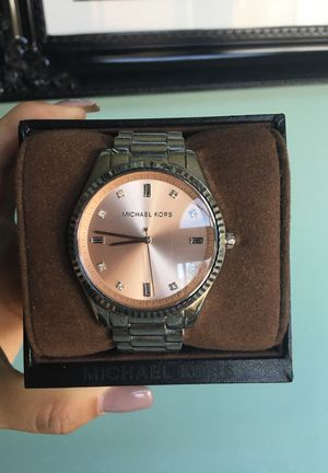 Authentic Michael kors Watch MK Working! for Sale in Columbus, OH