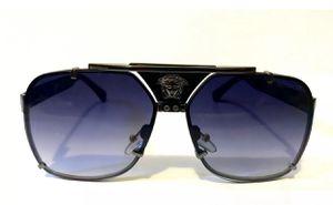 Versace Medusa Sunglasses Polarized Black HipHop UV400 for Sale in Lawrenceville, GA
