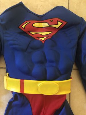 HALLOWEEN COSTUME: SUPERMAN - DAD and SON (2) Costumes for Sale in Las Vegas, NV