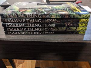 Saga of The Swamp Thing Books 1-5 for Sale in Arlington, VA