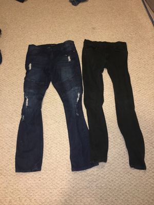 Biker Jean / Levi's Skinny jean for Sale in Laurel, MD