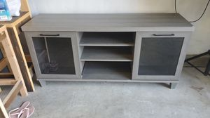 Entertainment Center TV Stand for Sale in Beaumont, CA