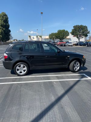 2005 BMW X3 3.0i (low miles, Clean title, Has tags, Run great) for Sale in Highland, CA