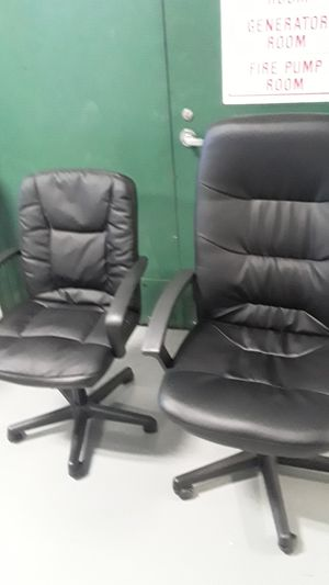 Office chair for sale 30 each for Sale in Boca Raton, FL