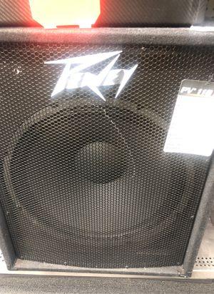"""Peavey PV118 subwoofer 18"""" speaker for Sale in Hollywood, FL"""