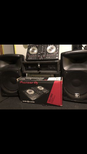 DJ EQUIPMENT $1500 or B/O GREAT CONDITION for Sale in Philadelphia, PA