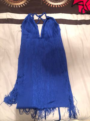 La Bamba Fringe Dress,xs for Sale in Atlanta, GA