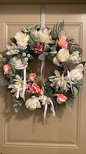 Custom CC Spring/Summer wreath for Sale in Middletown, NY