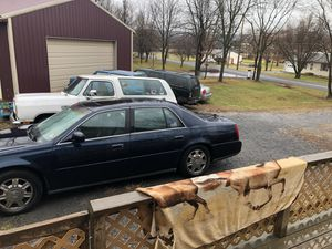 2004 CADILLAC DTS DEVILLE 86,668 Miles AUTOMATIC for Sale in Loysville, PA
