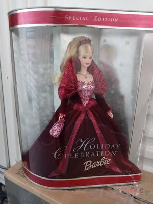 Special Edition Holiday Celebration Barbie for Sale in Sarasota, FL