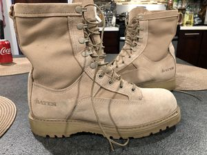 Bates Combat boots size 10 for Sale in Lemon Grove, CA
