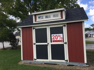 Tuff Shed Premier Pro Ranch 10x12 for Sale will build on your lot. for Sale in Lafayette, LA