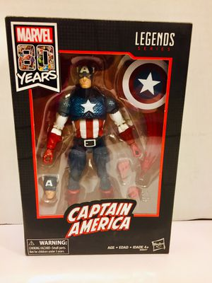 New! Captain America Collectible Item Toy. for Sale in Las Vegas, NV