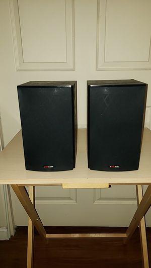 Polk Audio T15 Bookshelf Speakers for Sale in Palm Desert, CA