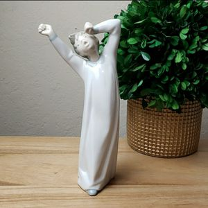 Vintage Lladro #4870 Yawning Boy Figurine for Sale in Redmond, WA