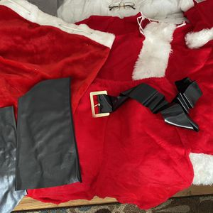 Santa Suit With Toy Sac for Sale in Aurora, CO