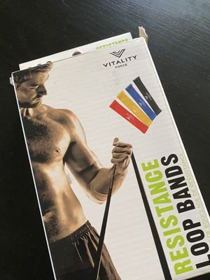 Resistance bands for Sale in West Hollywood, CA