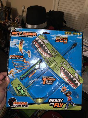 Sky Rider Rubberband Plane for Sale in Ontario, CA