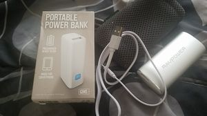 2 portable power banks brand new for Sale in Manassas, VA
