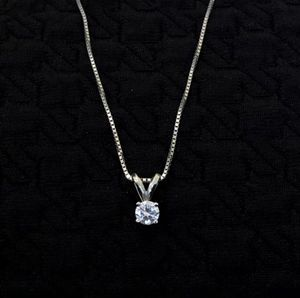 Diamond and White Gold Solitaire for Sale in Santa Ana, CA