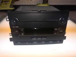 2004-2008 Ford F-150 CD am/fm radio for Sale in St. Petersburg, FL