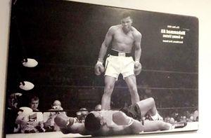 Framed Ali Poster for Sale in Atlanta, GA