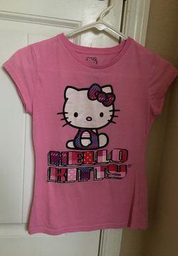 Girls shirt. Hello kitty for Sale in Chesapeake,  VA