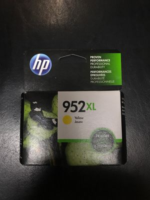 HP952XL yellow Jaune for Sale in New York, NY