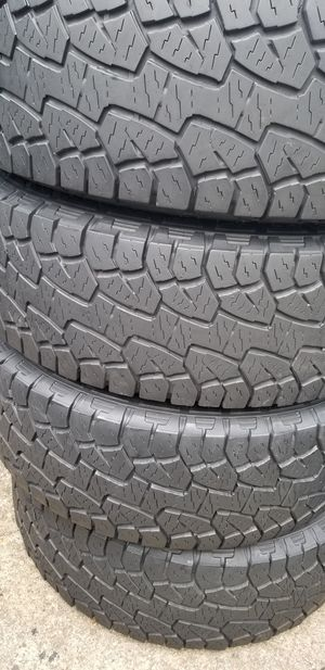 4 fairly used tires. 285 70 17. for Sale in UPR MARLBORO, MD