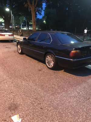 BMW 740i for Sale in Washington, DC