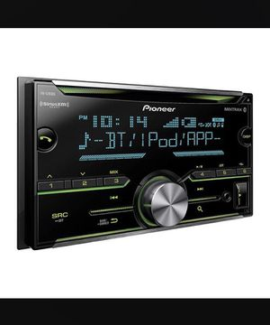 Pioneer FH-S701BS *CD*BLUETOOTH*MIXTRAX*SIRIUS XM for Sale in Carson, CA