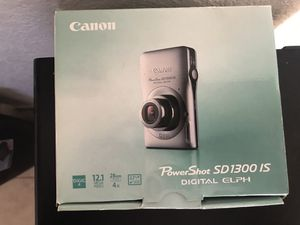 Canon Camera for Sale in Apache Junction, AZ