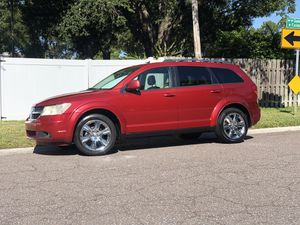2010 Dodge Journey SXT 3 row for Sale in Tampa, FL