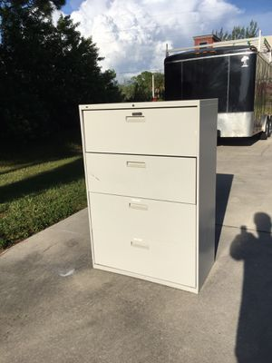 Metal Filing Cabinet ~ 🚗 DELIVERY AVAILABLE for Sale in Bonita Springs, FL