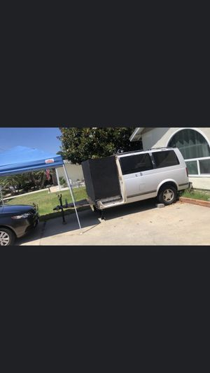 96 Chevy Astro trailer for Sale in Escondido, CA