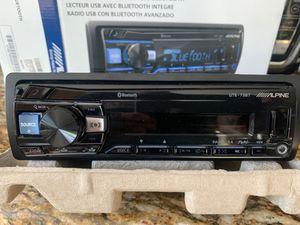 Alpine stereo for Sale in San Leandro, CA