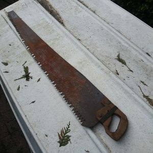 Superior Warranted Crosscut Logger Saw 4' for Sale in Tacoma, WA