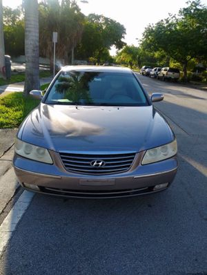 2008 Hyundai Azera clean title everything works. If interested let me know for Sale in Miami, FL