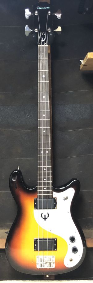 Vintage 1970's Epiphone ET285 Electric Bass Guitar Made in Japan for Sale in La Habra Heights, CA