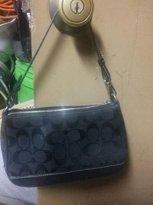 Authentic coach purse for Sale in Gresham, OR